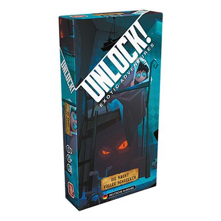 Unlock! - Die Nacht voller Schrecken (Einzelszenario)
