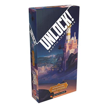 Unlock! – Scheherazades letzte Geschichte (Einzelszenario)