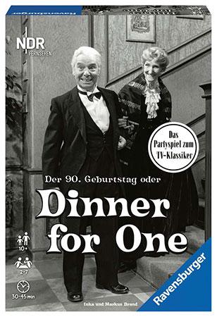 Dinner for one - Das Spiel
