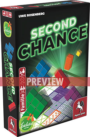 Second Chance 2. Edition