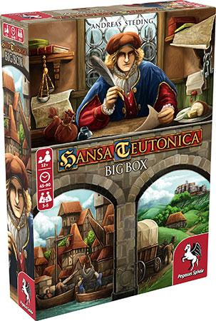 Hansa Teutonica - Big Box