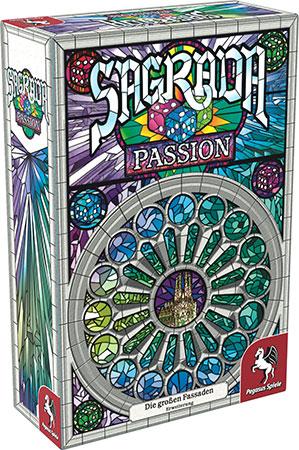Sagrada - Passion Erweiterung