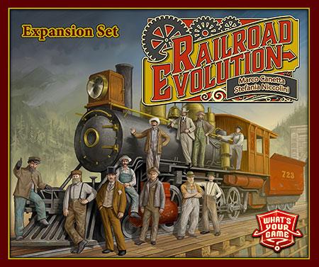 Railroad Revolution - Railroad Evolution Erweiterung