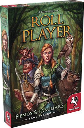 Roll Player - Fiends & Familiars Erweiterung (Pegasusversion)