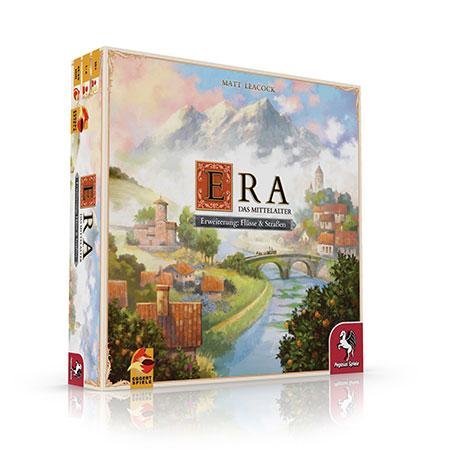 ERA - Das Mittelalter - Flüsse & Straßen Erweiterung