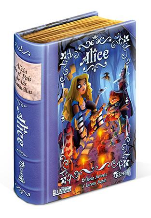 Alice (inkl. dt. Anleitung zum Download)
