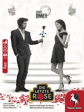Deadly Dinner - Die letzte Rose