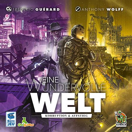 Eine Wundervolle Welt - Erweiterung: Korruption & Aufstieg (Spieleschmiede-Version)