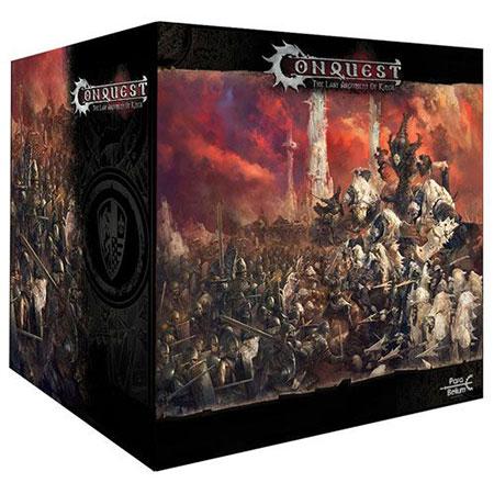 Conquest: The Last Argument of Kings (Core Set) - Deutsch