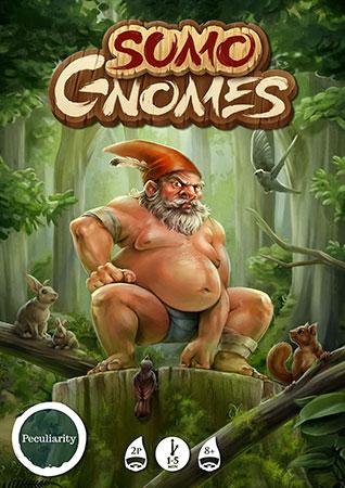 Sumo Gnomes - Deluxe (inkl. 3D Miniaturen)
