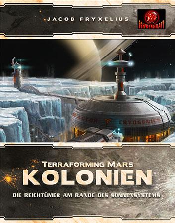 Terraforming Mars - Kolonien Erweiterung