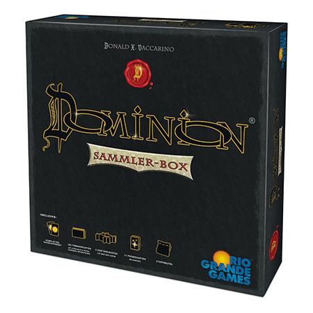 Dominion - Sammlerbox (Exklusive Sortier-und Aufbewahrungslösung für über 3000 Karten)
