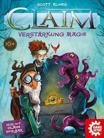 Claim - Magie Verstärkungs-Set (für Claim und Claim 2)