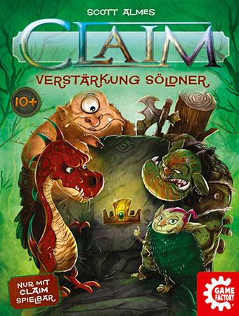 Claim - Söldner Verstärkungs-Set (für Claim und Claim 2)