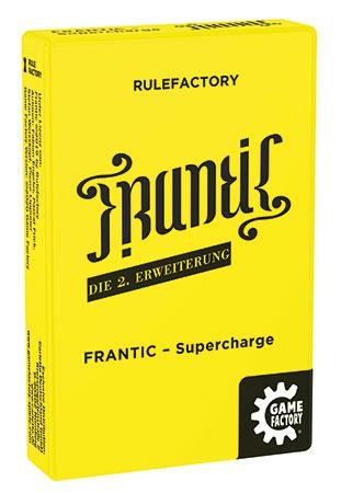 Frantic - Supercharge Erweiterung