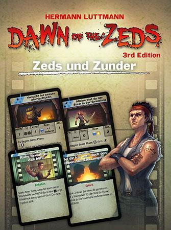 Dawn of the Zeds - Zeds und Zunder Erweiterung