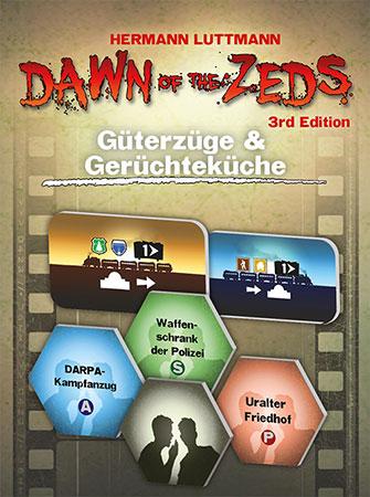Dawn of the Zeds - Güterzüge und Gerüchteküche Erweiterung