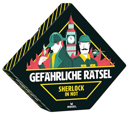 Gefährliche Rätsel - Sherlock in Not