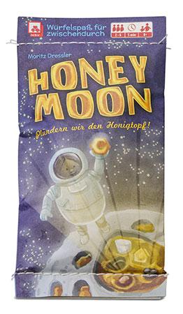 Honeymoon - Plündern wir den Honigtopf! (MINNY)