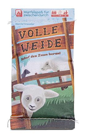 Volle Weide – Schaf den Zaun heran! (MINNY)
