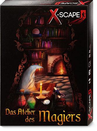X-SCAPE - Das Atelier des Magiers