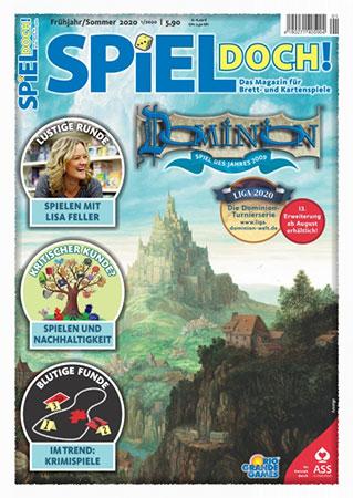 Spiel Doch! - Magazin 01/2020