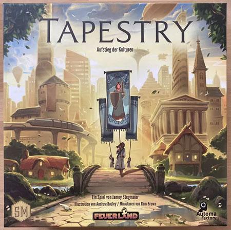Tapestry - Aufstieg der Kulturen