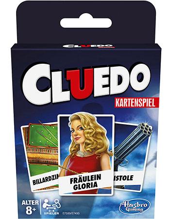 Cluedo - Das Kartenspiel
