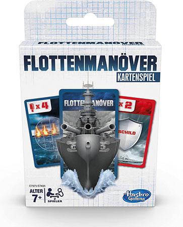 Flottenmanöver - Das Kartenspiel