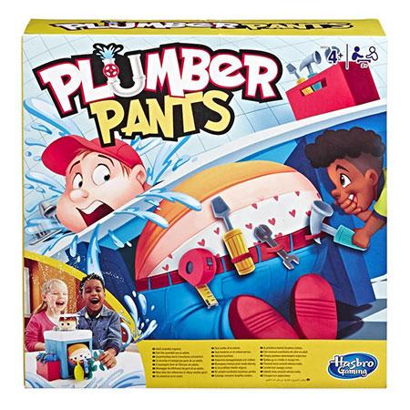 Plumber Pants (multil.)