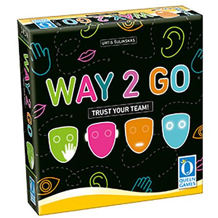 Way To Go (Way 2 Go)
