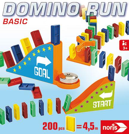 Domino Run - Basic