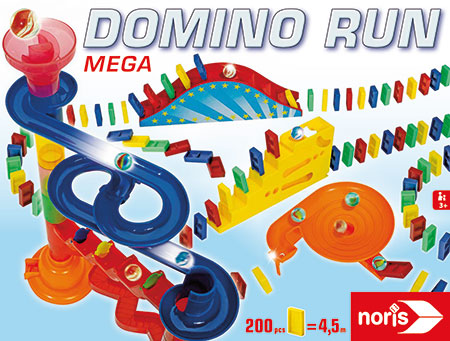 Domino Run - Mega