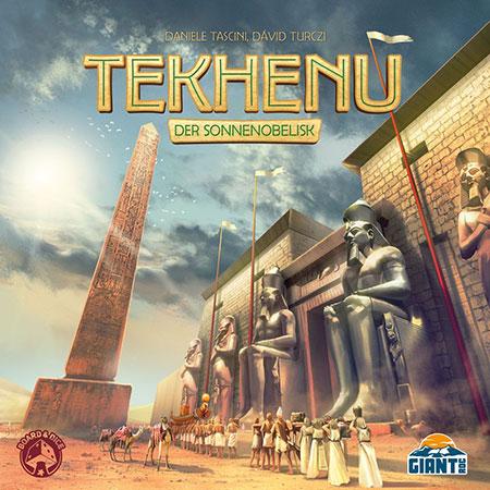 Tekhenu - Der Sonnenobelisk