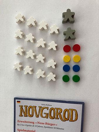 """Novgorod - """"Neue Bürger"""" Erweiterung"""