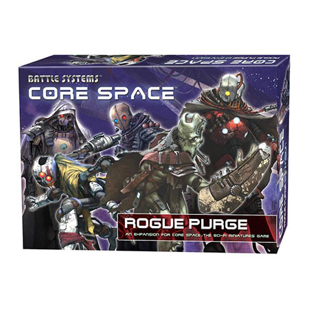 Battle Systems - Core Space - Rogue Purge Erweiterung (engl.)