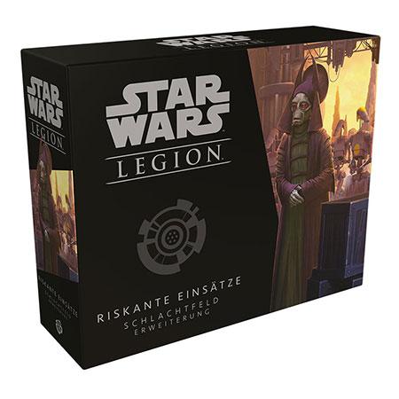 Star Wars: Legion - Riskante Einsätze Erweiterung