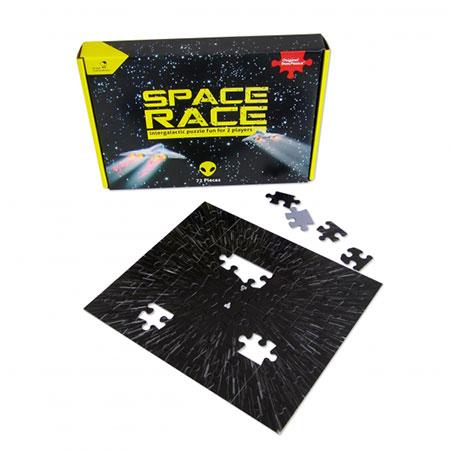 Space Race - 2 Spieler Duellpuzzle