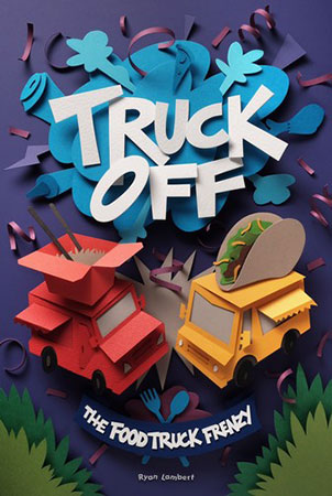 Truck Off - das Food-Truck-Kartenspiel (engl.)