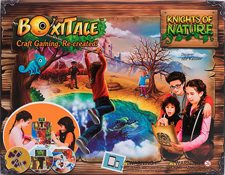 Boxitale - Knights of Nature (engl.)