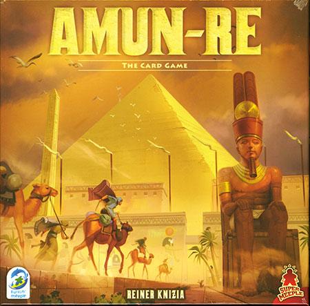 Amun-Re - Das Kartenspiel (engl.)