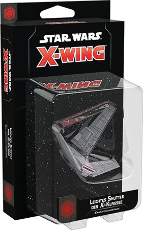 Star Wars: X-Wing 2.Edition - Leichtes Shuttle der Xi-Klasse Erweiterungspack