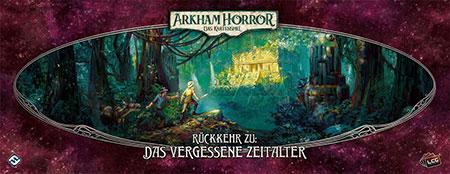 Arkham Horror - Das Kartenspiel - Rückkehr zu: Das vergessene Zeitalter Erweiterung