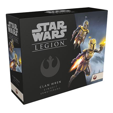 Star Wars: Legion - Clan Wren Erweiterung