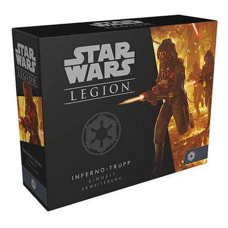 Star Wars: Legion - Inferno-Trupp Erweiterung
