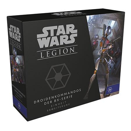 Star Wars: Legion - Droidenkommandos der BX-Serie Erweiterung