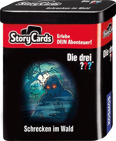 StoryCards - Die drei ??? Schrecken im Wald