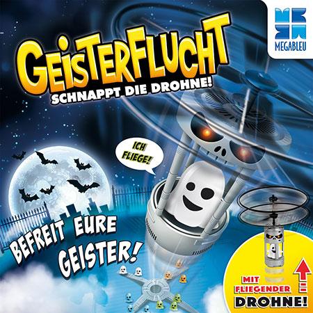 Geisterflucht - Schnappt die Drohne!
