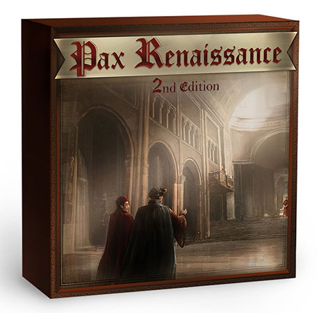 Pax Renaissance - 2nd Edition (engl.)
