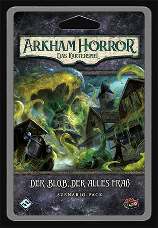 Arkham Horror - Das Kartenspiel - Der Blob, der alles fraß Erweiterung